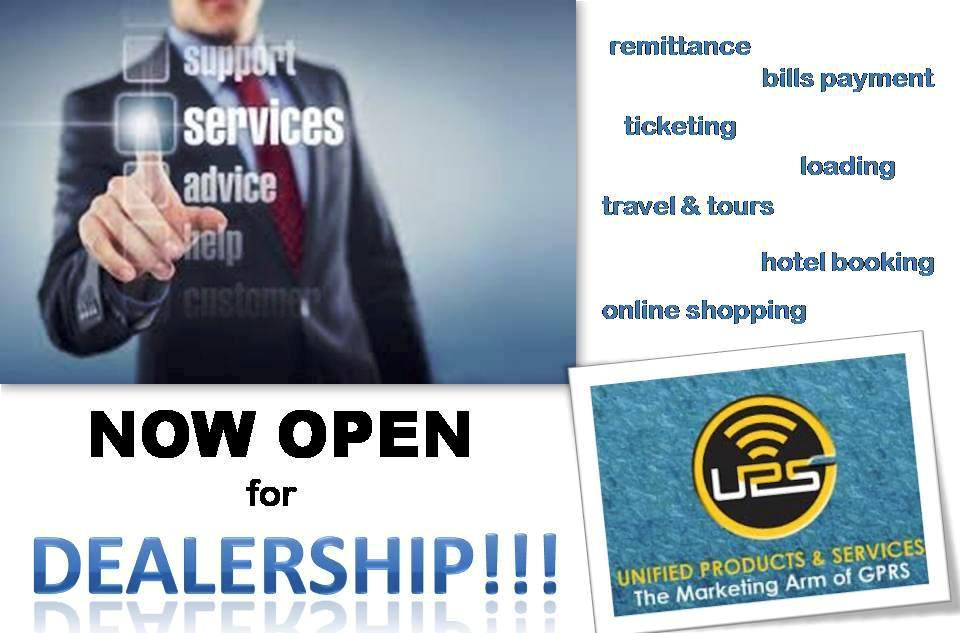 ups unified products services home based negosyo business franchise Philippines balngasa quezon city