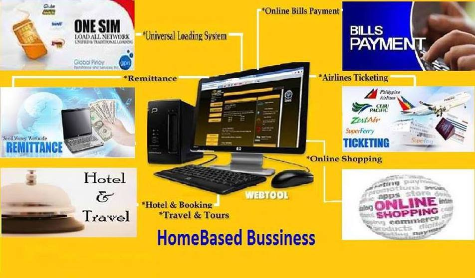 home based negosyo online business franchise Philippines