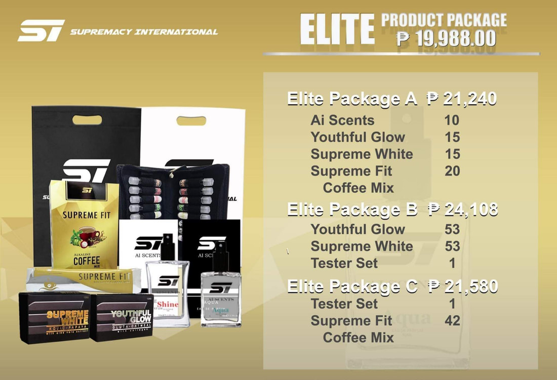 Elite Home Negosyo Package - The Best Home Based Business - Negosyo Philippines